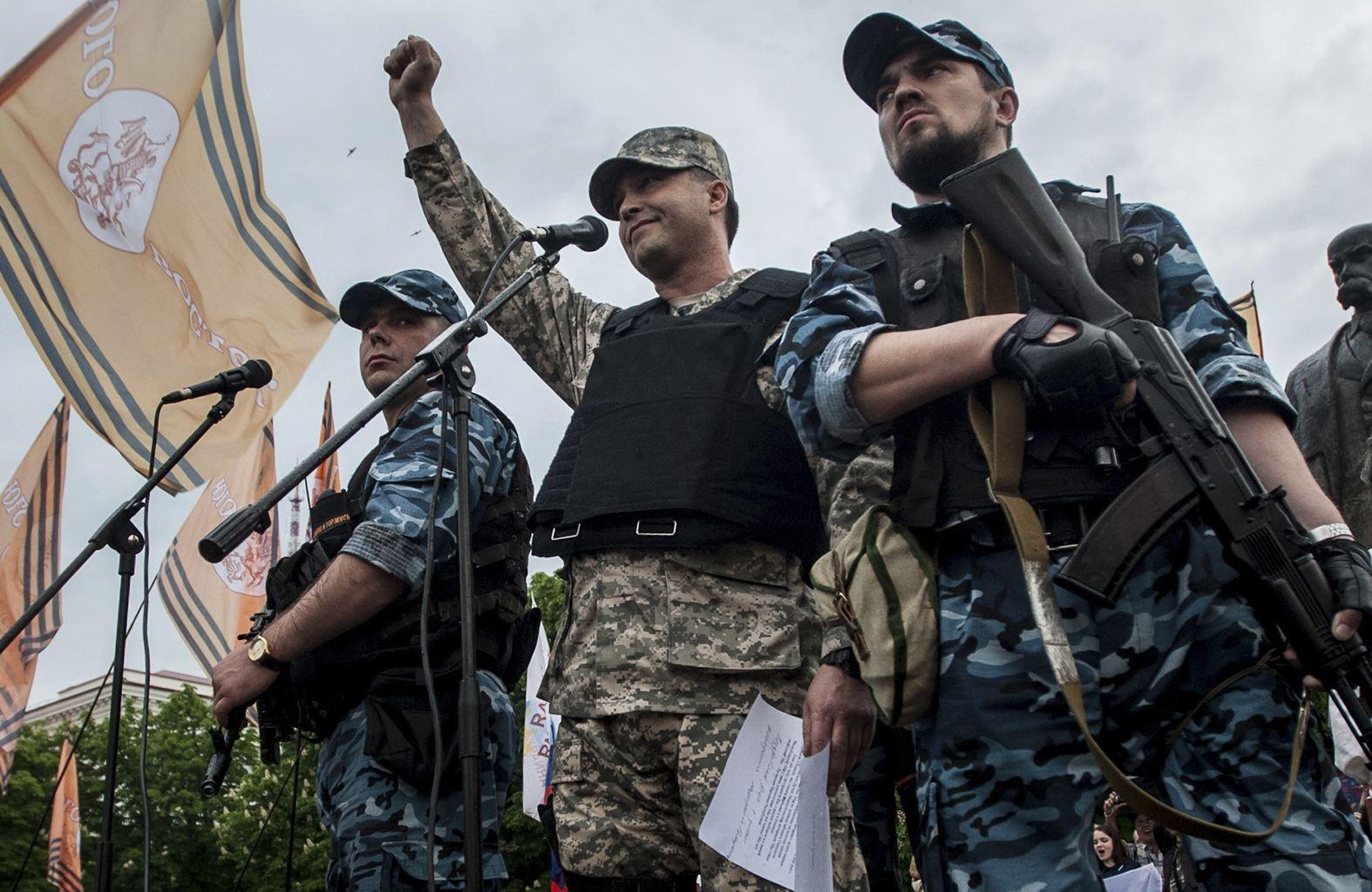 LM.NET - EN BREF attentat à Lugansk (2014 05 13) FR