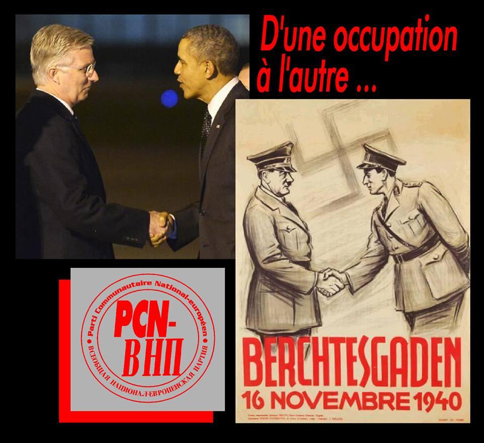 PCN - ELECTIONS 2014 belgique (2014 05 22) FR