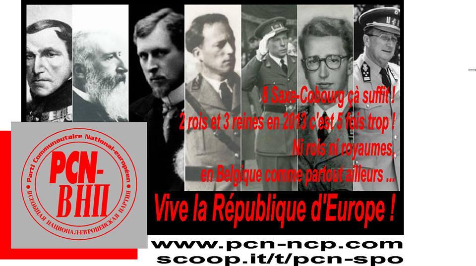 PCN - ELECTIONS 2014 belgique programme (2014 05 22) FR