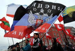 PCN-SPO - pas de trève du 1er mai en Ukraine (2014 05 01) FR 2