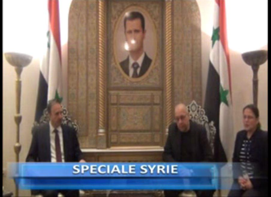 AMTV & PCN-TV - Emission sp+®ciale SYRIA III (2014 06 12)  FR (1)