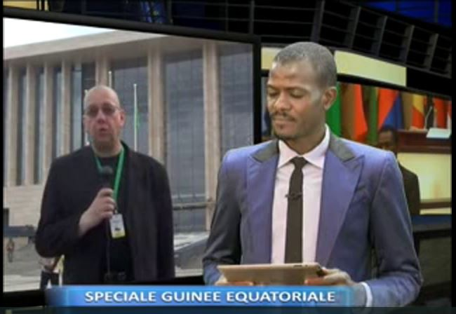 EODE-TV - AMTV - LM +á Malabo 1 - Sommet de l'UA (2014 07 10) FR