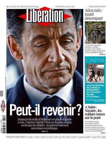 LM.NET - EN BREF sarko la vengence de Kadhafi (2014 07 02) FR