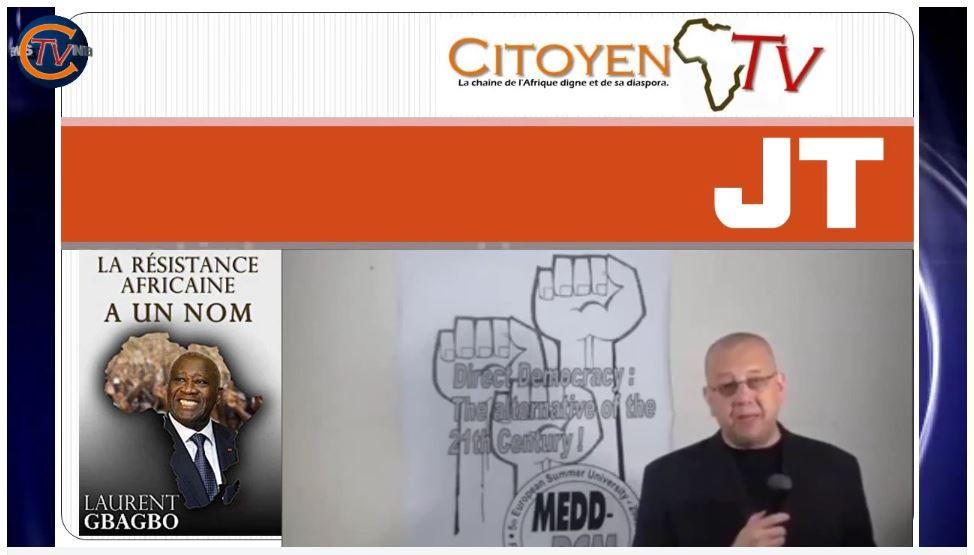 PCN-TV - LM sur CITOYEN TV kadhafi et la Libye (2014 10 22) FR