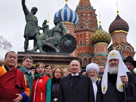 PIH - LM Poutine met KO la marche russe (2014 11 04) ENG