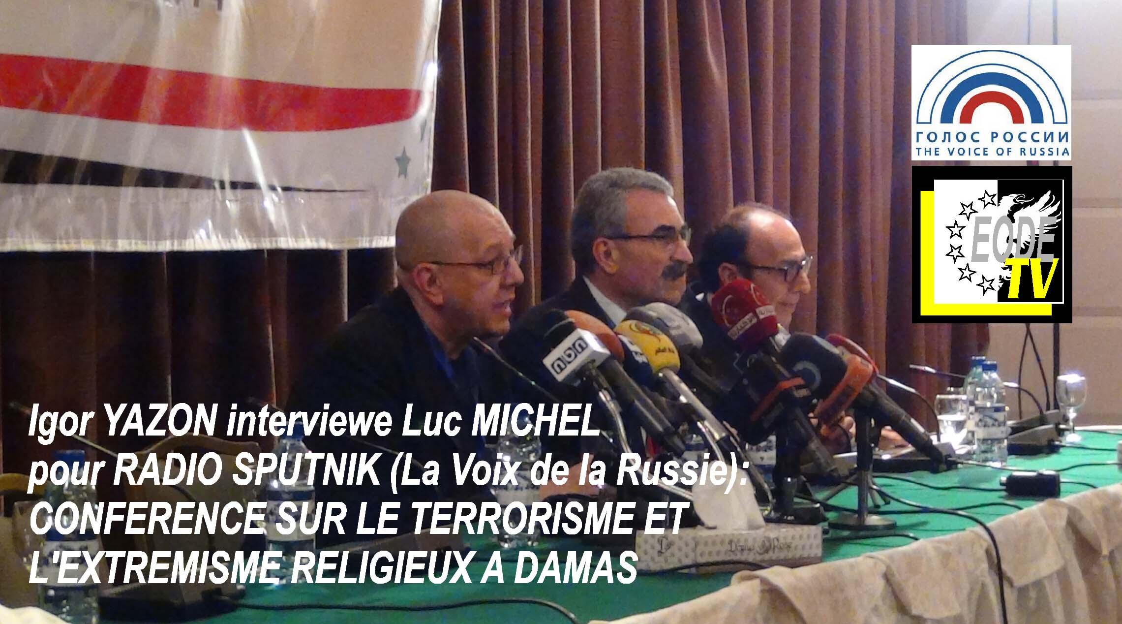 EODE PO - LM sur LVDLR damas terrorisme (2014 12 02) FR