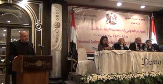 EODE-TV - EXPERTS lm IRIB conference Damas (2014 12 02) FR
