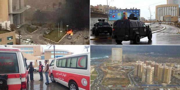 ELAC - Daech frappe Farj Libya +á Tripoli (2015 01 27) FR