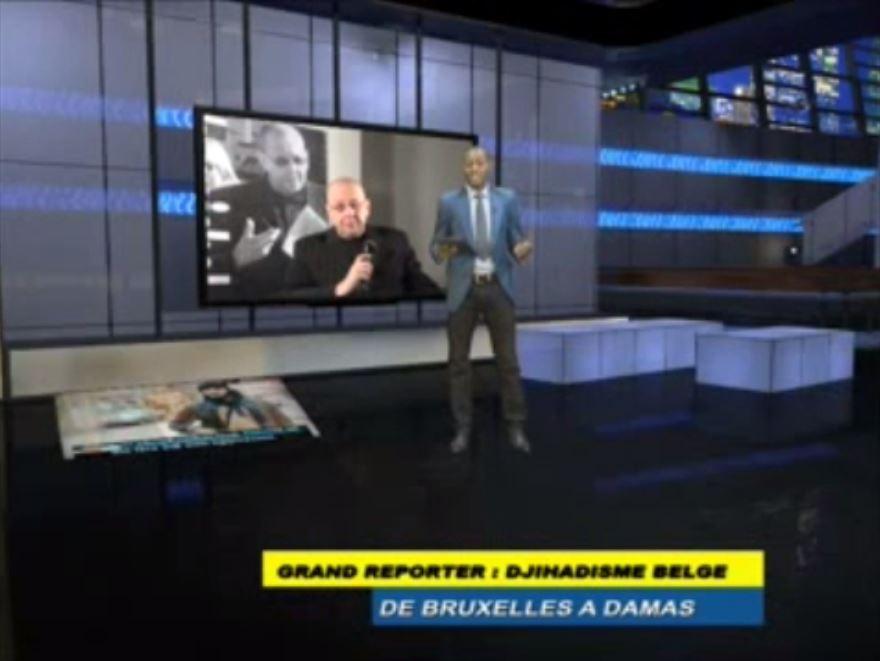 EODE-TV - AMTV GRAND REPORTER.2-2 djihadisme belge (2015 01 21) FR 1