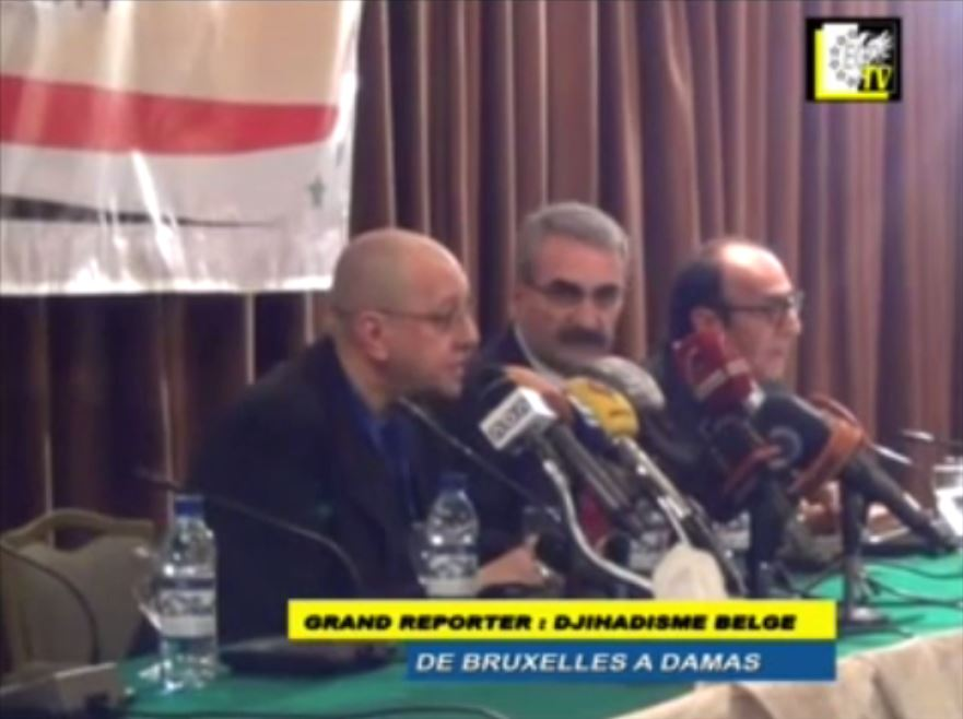 EODE-TV - AMTV GRAND REPORTER.2-2 djihadisme belge (2015 01 21) FR 2