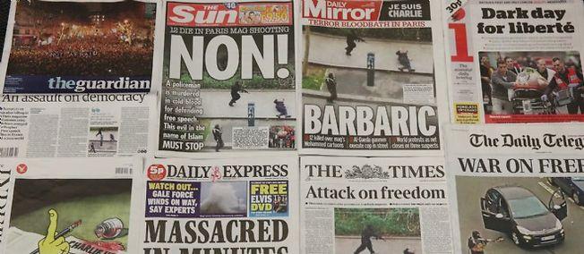LM.NET - EN BREF attentat ctre Charlie Hebdo (2015 01 08) ENGL