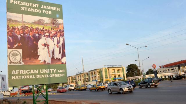 PCN-TV - AMTV LM coup en Gambie (2015 01 04) FR (1)