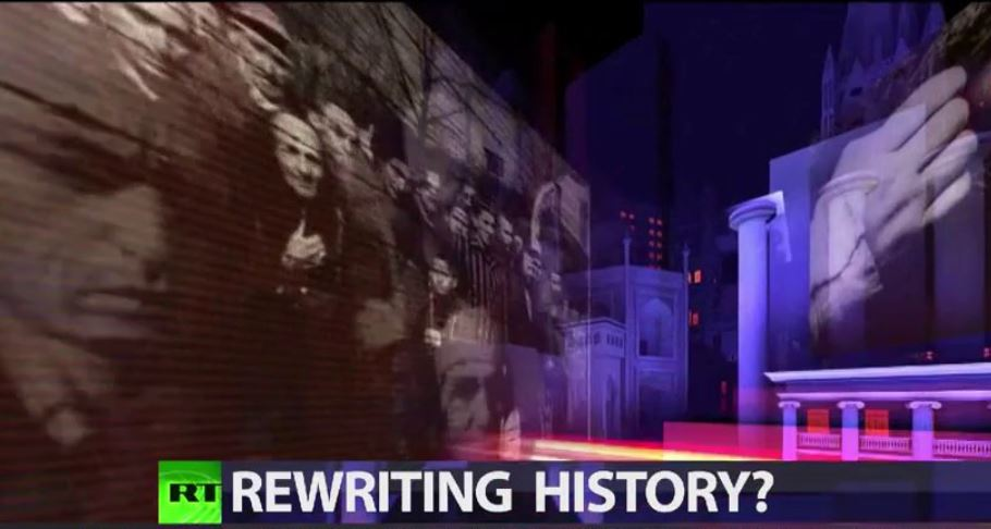 PCN-TV - RT auschwitz rewriting history (2015 01 27) ENGL