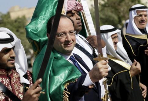 PIH - LM les occidentaux sur le roi Abdullah (2015 01 26) ENGL