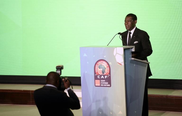 ELAC - Obiang salue Kadhafi (2015 02 01) FR
