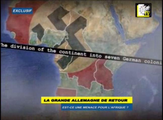 EODE-TV - GRAND JEU 6-2 Berlin menace sur l'Afrique (2015 02 17) FR (2)