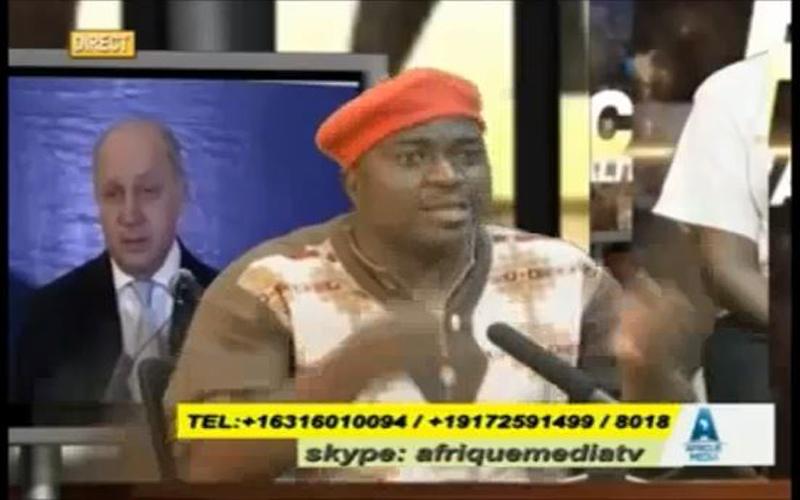 PCN-TV - AM & CITOYEN TV imposture francaise Boko Haram (2015 02 26) FR (2)