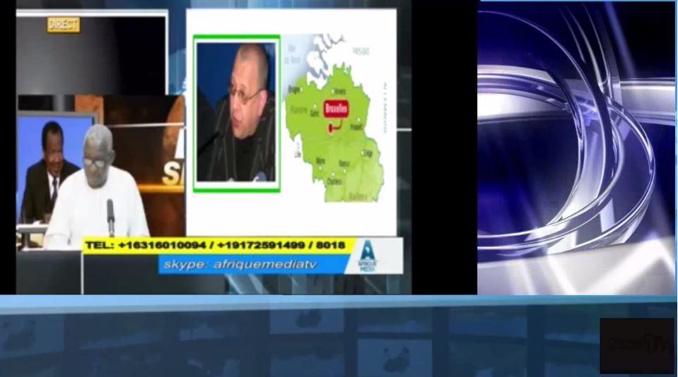 PCN-TV - LM sur CITOYEN TV afro zapping du 16 f+®vr. 2015 (2015 02 16) FR
