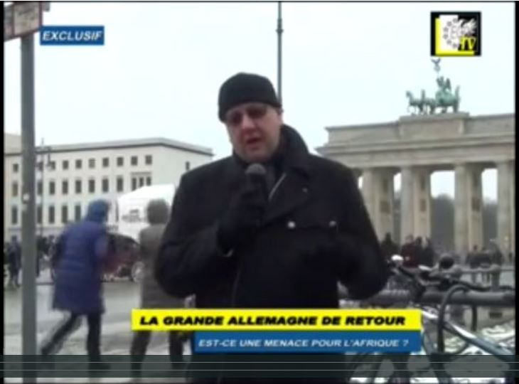 EODE-TV - GRAND JEU 6-1 Berlin menace pour l'Europe (2015 02 11) ENGL