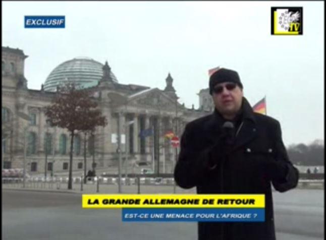 EODE-TV - GRAND JEU 6-2 Berlin menace sur l'Afrique (2015 02 17) ENGL (1)