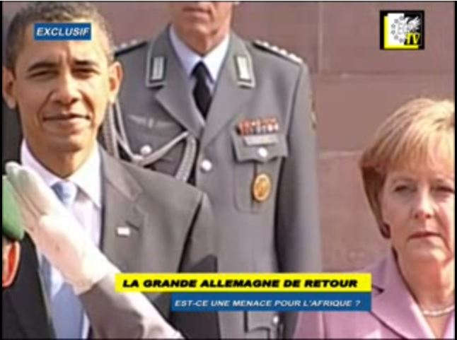 EODE-TV - GRAND JEU 6-2 Berlin menace sur l'Afrique (2015 02 17) ENGL (2)