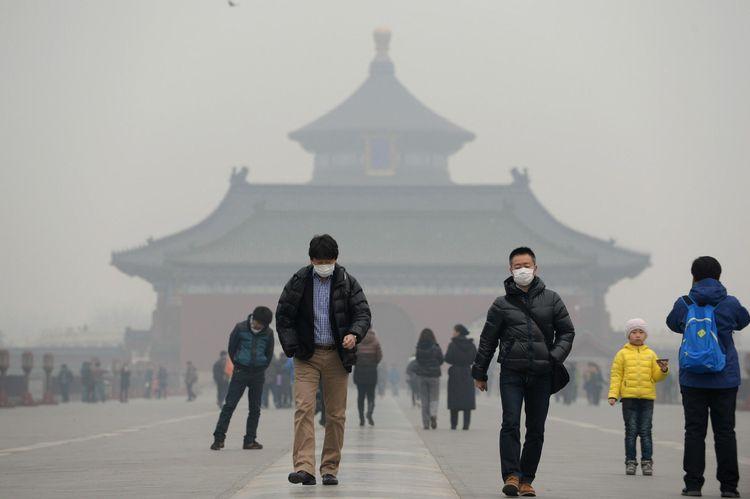 PCN-TV - Sous le dôme, la pollution qui secoue la Chine (2015 03 23) FR