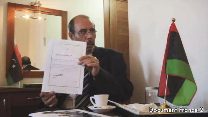 PCN-TV - moftah missouri sur Tripoligate (2015 03 06) FR