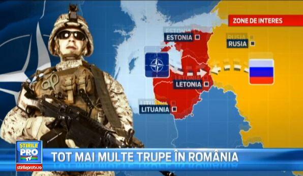 LM.NET - EN BREF l'us army parade à bucarest (2015 04 03) FR 1