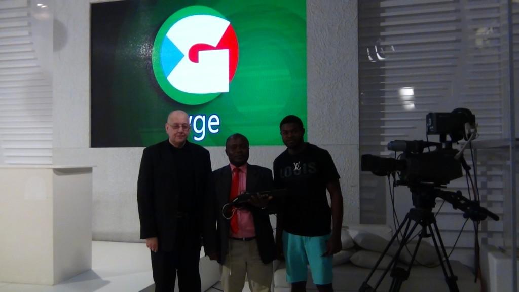 LM.NET - LM geopol africaine sur TVGE (2015 04 10) FR 1