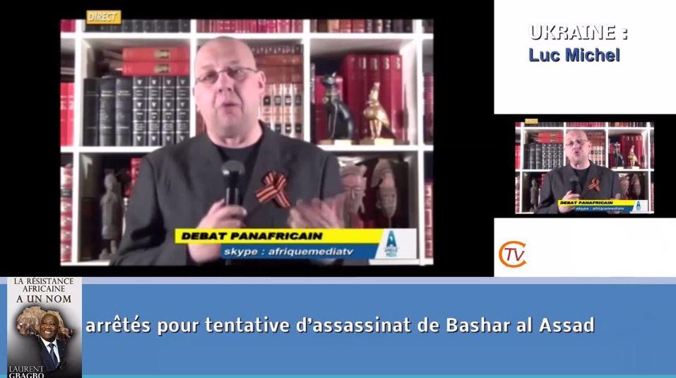 PCN-TV - AM & CITOYEN TV lm réhabilitation des banderistes (2015 05 20) FR