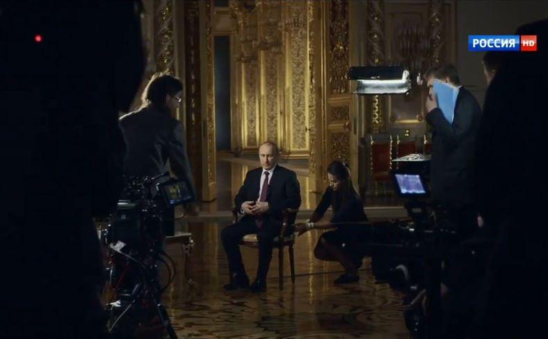 PCN-TV - Film PRESIDENT sur Poutine (2015 05 22) RU + FR
