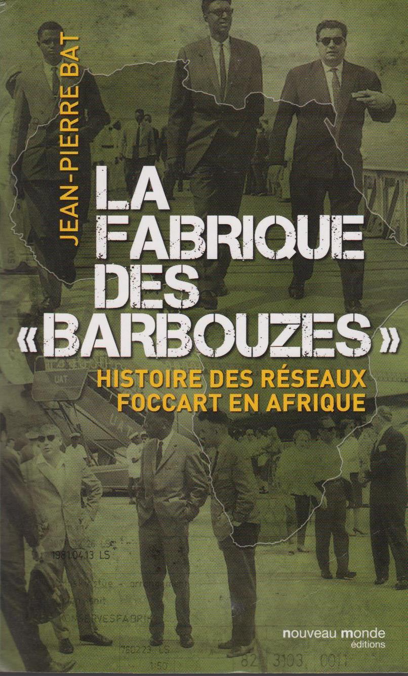 EODE TT - barbouzes et françafrique PART 1 (2015 05 19)