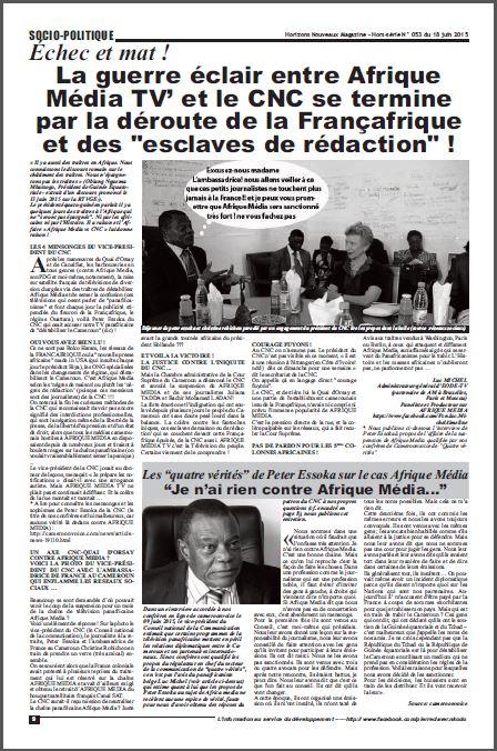 NHM - LM EDITO cnc vs afrique media (2015 06 18) FR (1)