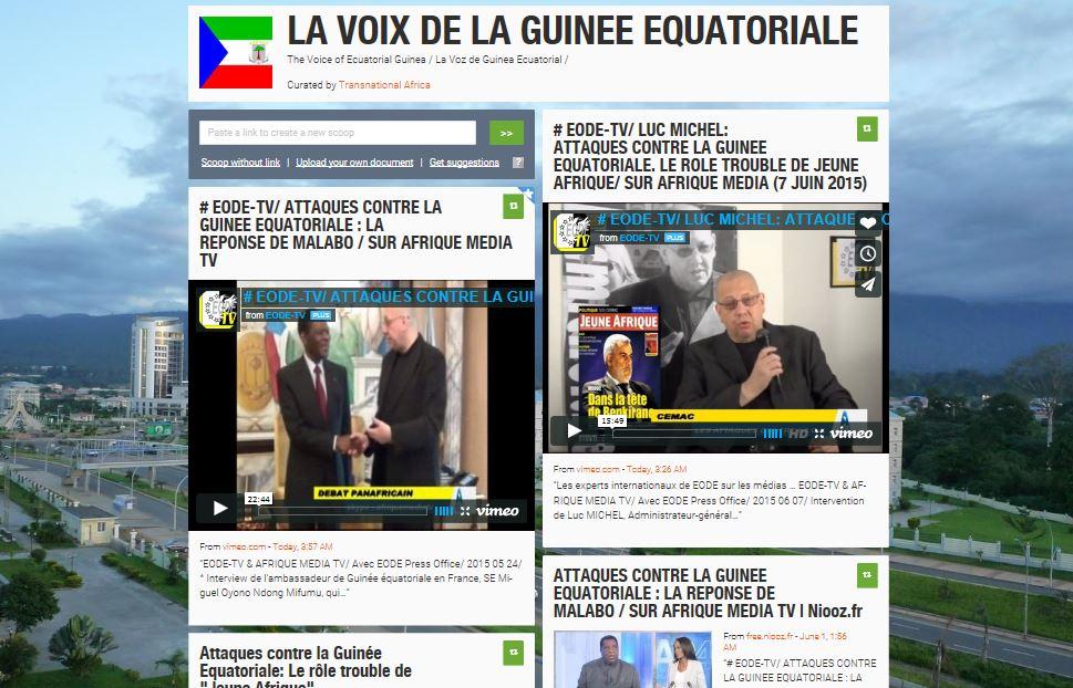 PANAF - BLOG La Voix de la GE (2015 06 11) FR