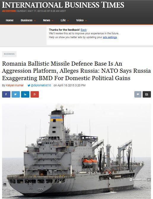 PCN-SPO - Maneuvres US en Roumanie (2015 05 20)   ENGL (1)