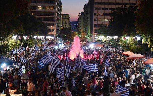 LM.NET - victoire du Non en Grèce (2015 07 05) FR 1