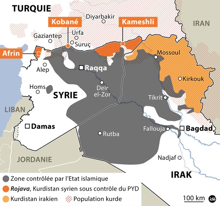 EODE-TV - EXPERTS jan vz MEDIAMENSONGES SYRIE (2015 06 21) FR 1