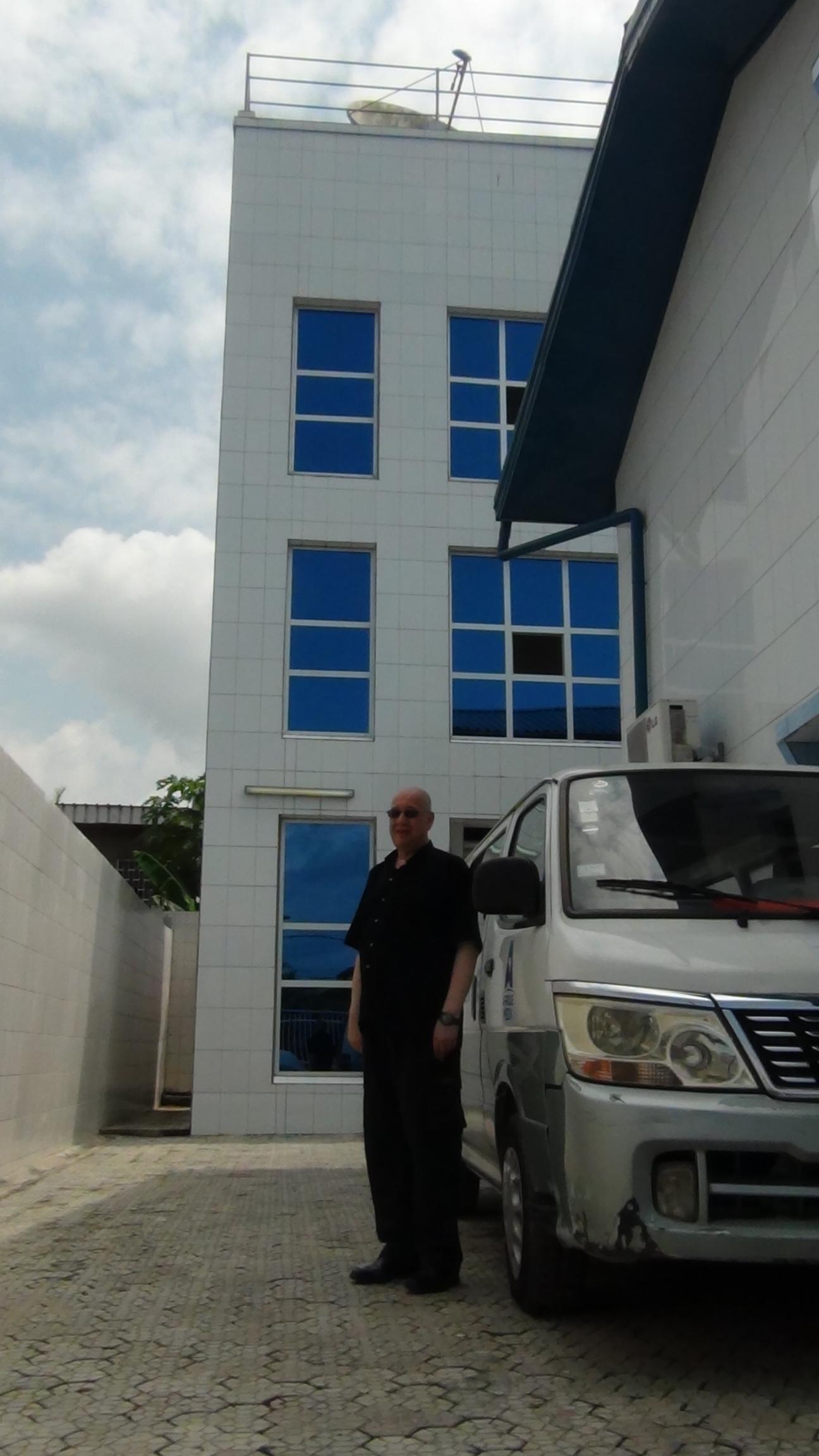 AMTV - AM2016 tour de Douala (2015 11 23)  FR (2)