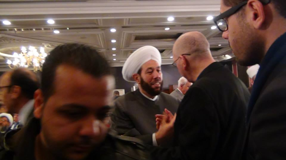 SYRIA - Grd Mufti sur terrorisme (2015 11 23)  FR