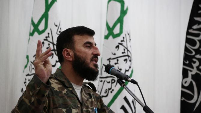 SYRIA - les djihadistes du nato (2015 12 26) FR 1