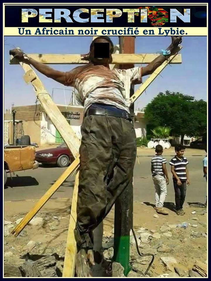 ELAC - Noir crucifié à Syrte (2015 12 31) FR