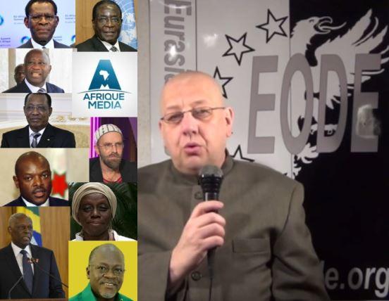 EODE-TV - Eode Africa top ten 2015 (2016 01 05) FR