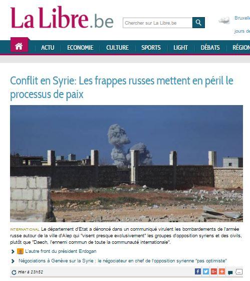 SYRIA - LM honteux medias (2016 02 03) FR