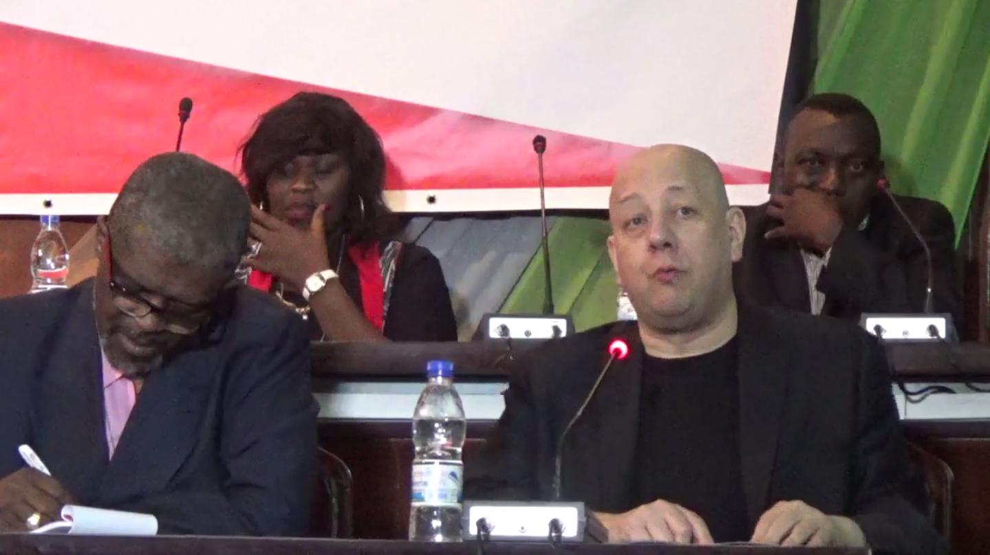 - PANAFRICOM TV  LUC MICHEL  LE NOUVEAU PANAFRICANISME. DES IDEOLOGIES DU XXe SIECLE A LA GEOPOLITIQUE DU XXIe SIECLE on Vimeo