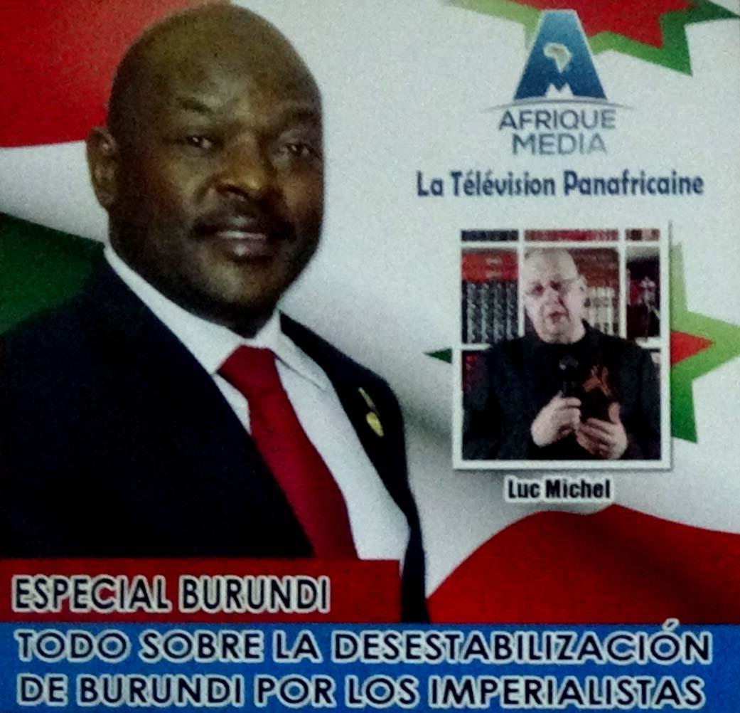 DVD diffusé par AFRIQUE MEDIA MALABO