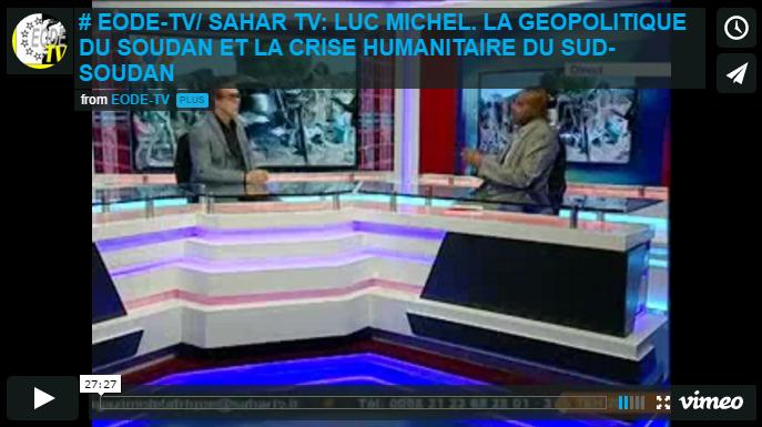 - PANAFRICOM  DOSSIER CRISE SOUDANAISE  II    PANAFRICOM TV
