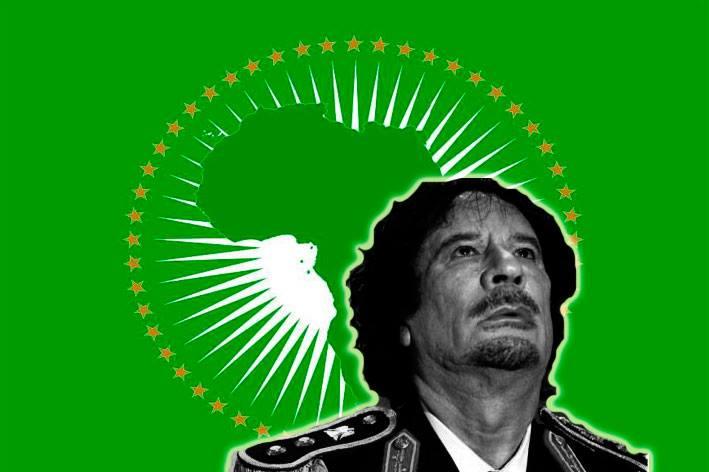 kadhafi-flag-african-union