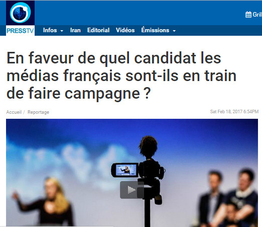 LM SUR PRESS TV - REPORTAGE presidentielle francaise II (2017 02 18)