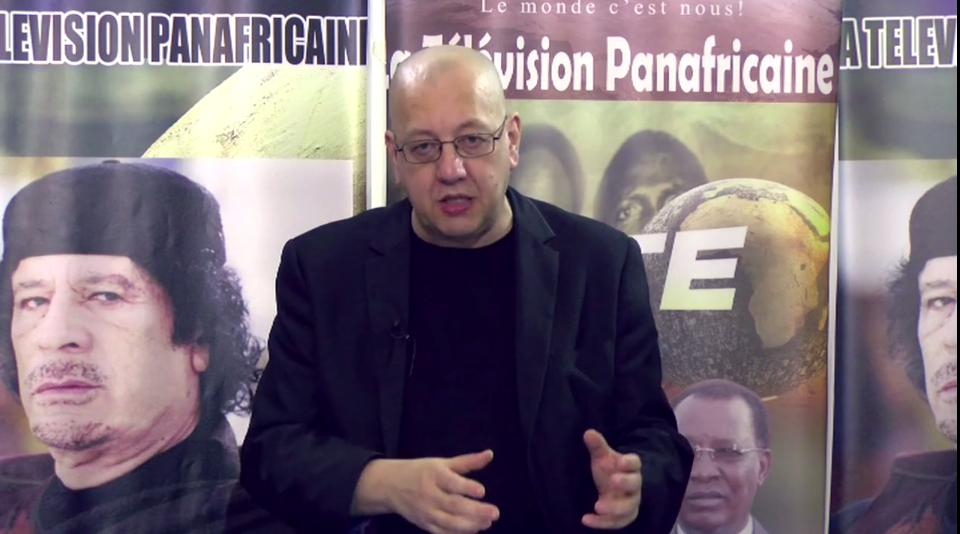afrique media luc michel