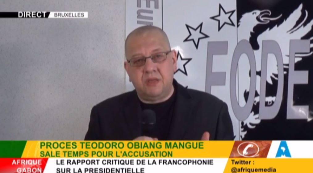 afrique media tv luc michel
